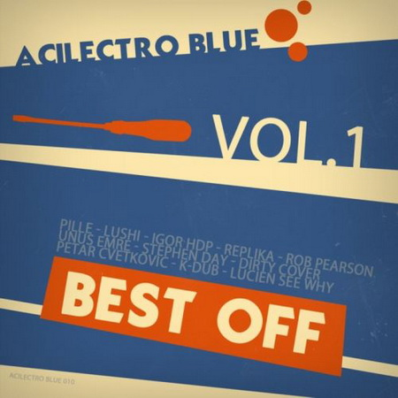 VA - Best Of Acilectro Blue Vol.1 (2011)
