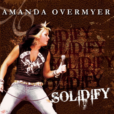 Amanda Overmyer - Solidify 2008