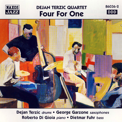 Dejan Terzic Quartet - Four For One (1999)