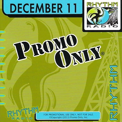 VA - Promo Only Rhythm Radio December (2011)