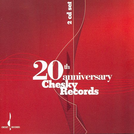 VA-20th Anniversary Chesky Records (2006)