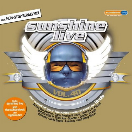 VA - Sunshine Live Vol.40 (2011)