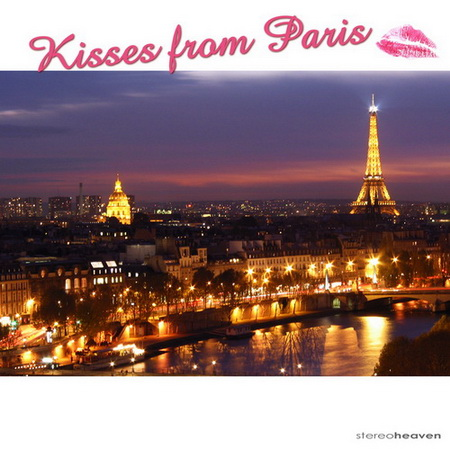 VA - Kisses From Paris (2011)