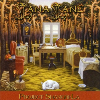 Lana Lane - Project Shangri-la (2002)