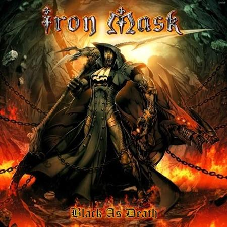 Iron Mask - Black As Death [Limited Edition] (2011)