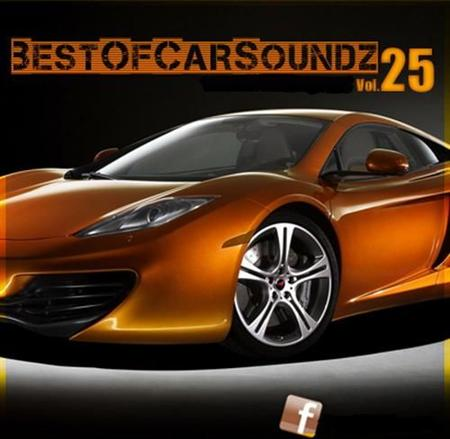 Best of Car Soundz Vol. 25 (2011)