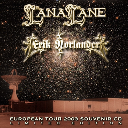 Lana Lane - European Tour (2003)