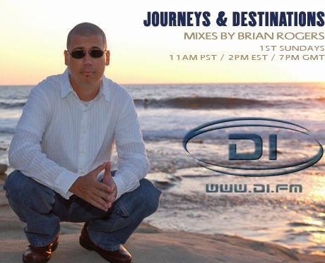 Brian Rogers - Journeys & Destinations 085 (Best of 2011) (01-01-2012)