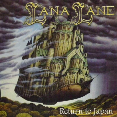 Lana Lane - Return To Japan (2004)