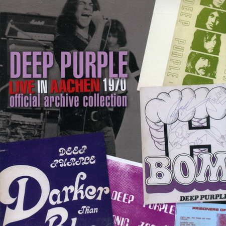 Deep Purple - Live In Aachen 1970 (Remastered 2005)