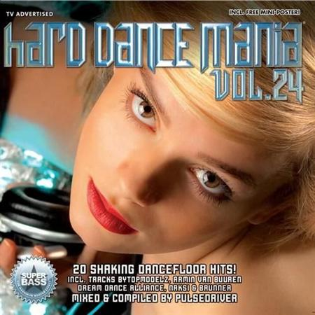 Hard Dance Mania Vol.24 (2011)
