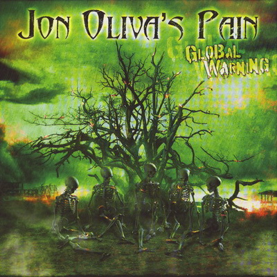 Jon Oliva's Pain - Global Warning 2008 (Limited Edition)