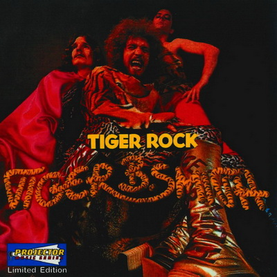 Tiger B.Smith - Tiger Rock 1972