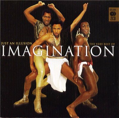 Imagination - Just An Illusion: The Very Best Of (2cd)(2006)