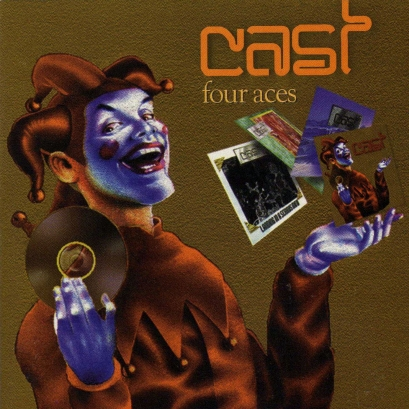 Cast - Four Aces (1995)