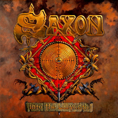 Saxon - Into The Labyrinth 2009 (Lossless+MP3)