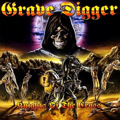 Grave Digger - Knights Of The Cross 1998 (Lossless+MP3)