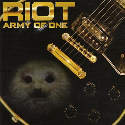 Riot - Army Of One 2007 (Lossless+MP3)
