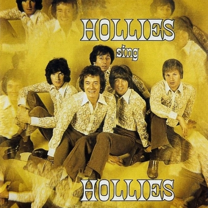 The Hollies - Hollies Sing Hollies (1969)