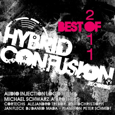 VA - Best of Hybrid Confusion 2011 (2012)