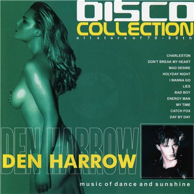 Den Harrow - Disco Collection (2001)