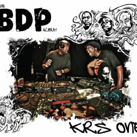 KRS-One - The BDP Album (2012)