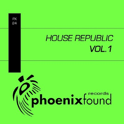VA - House Republic Vol 1 (2012)