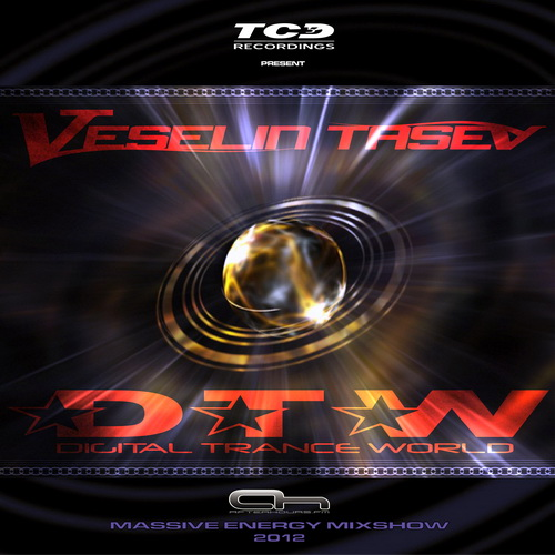 Veselin Tasev - Digital Trance World 208 (08-01-2012)