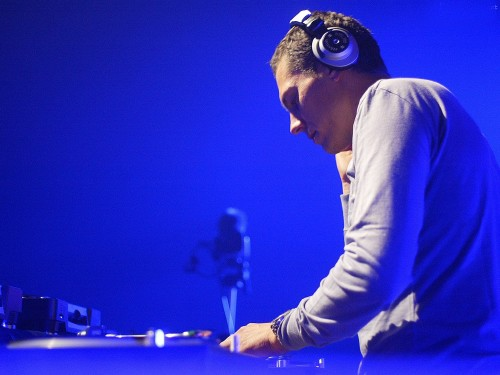 Tiesto - Nightclub XS Encore Las Vegas, USA (11-01-2012)