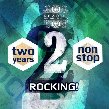 VA - 2 Years Non Stop Rocking! (2012)