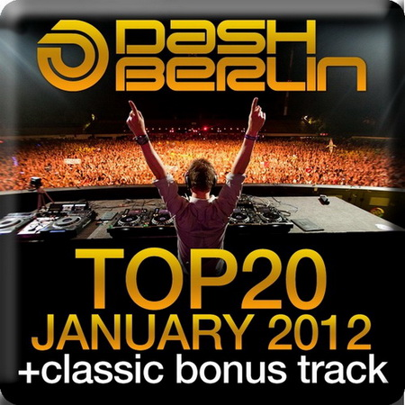 VA - Dash Berlin Top 20 January 2012 (2012)