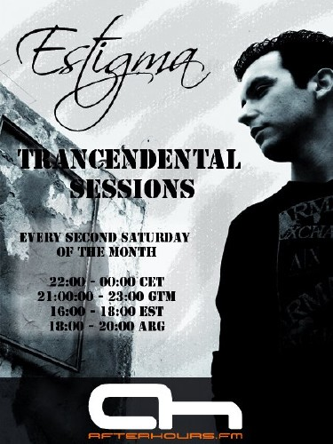 Estigma - Trancendental Sessions 030 (14-01-2012)