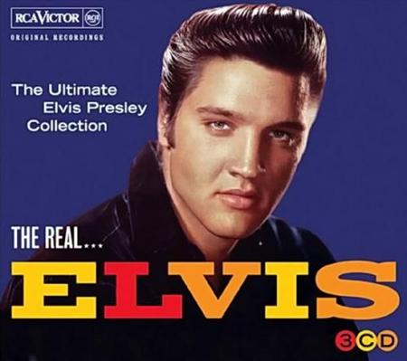 Elvis Presley - The Real ... Elvis. The Ultimate Elvis Presley Collection (2011)