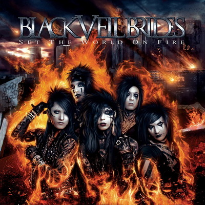 Black Veil Brides � Set The World On Fire (2011)