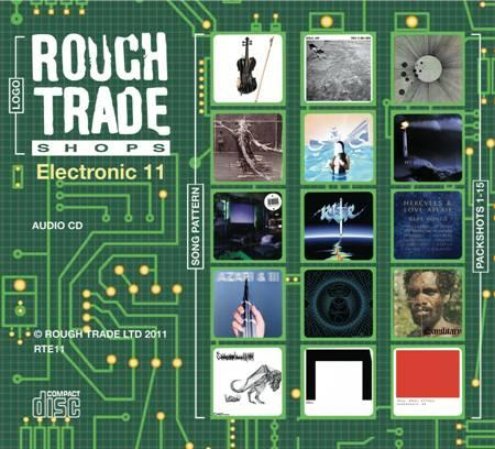VA-Rough Trade Electronic '11 (2012)