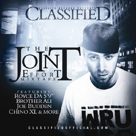 Classified - The Joint Effort (2012)