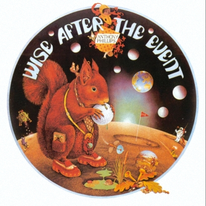 Anthony Phillips - Wise After The Event (1978)
