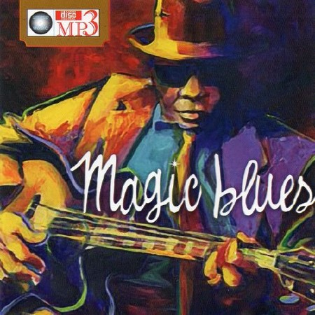 VA-Magic Blues (2012)