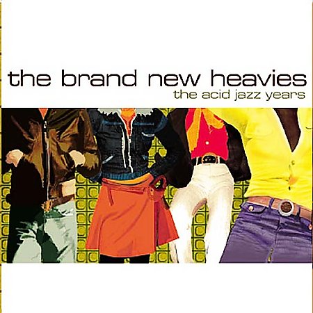 The Brand New Heavies - Acid Jazz Years (2002)