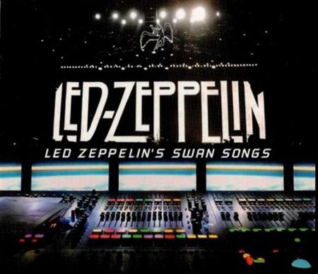 Led Zeppelin - Swan Songs: The Complete Shepperton Rehearsals (2011)