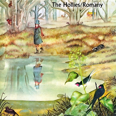 The Hollies - Romany (1972)