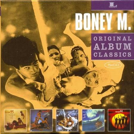 Boney M - Original Album Classic (2011)