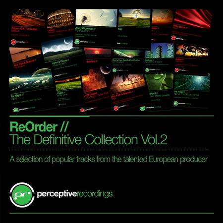 ReOrder - The Definitive Collection Vol.2 (2012)
