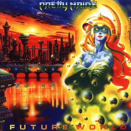 Pretty Maids - Future World 1987 (Lossless+MP3)