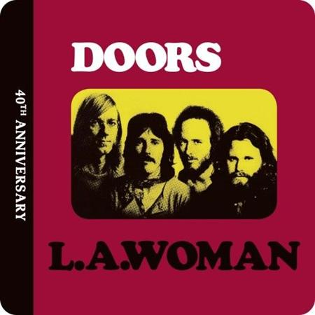 The Doors - L.A. Woman. 40th Anniversary (2012)