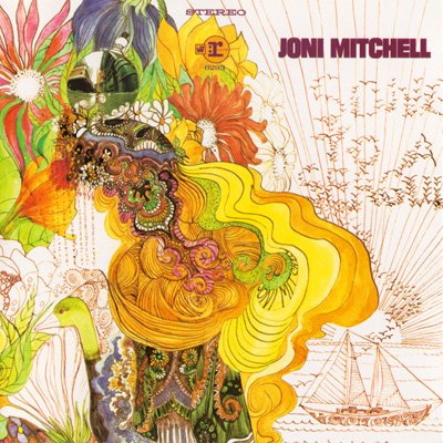 Joni Mitchell - Song To A Seagull (1968) (2006)