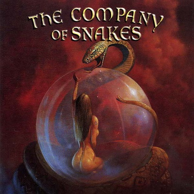 The Company Of Snakes - Burst The Bubble 2002 (Lossless+MP3)