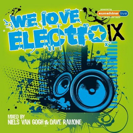 VA - We Love Electro IX (2011)