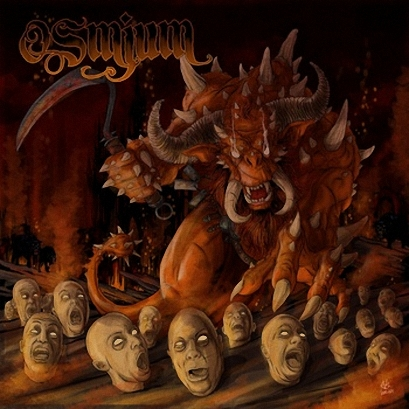 Osmium - The Misery Harvest (2012)