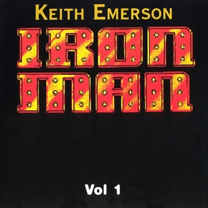 Keith Emerson - Iron Man Vol.01 (1994)